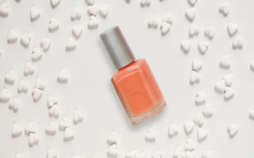 Kids non toxic nail polish.