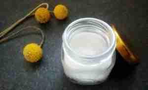 coconut oil deodorant recipe.