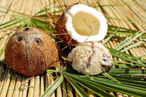 How to make your own deodorant with coconut oil.
