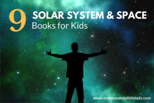 Solar System and Space Books for Kids.