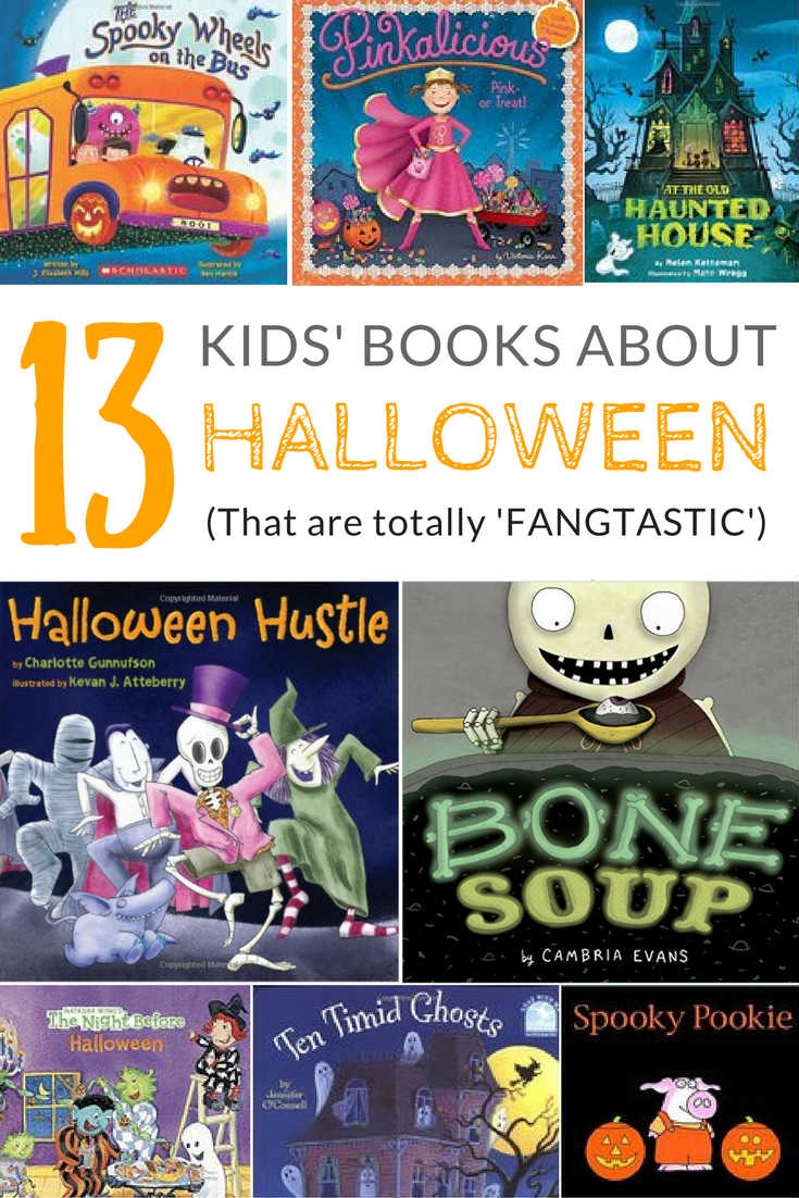 halloween books for kids.