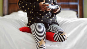 What is EMF exposure and how it affects kids sleep.