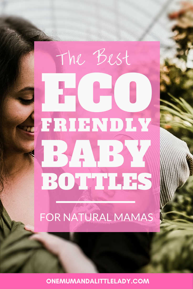 Check out these glass and stainless steel eco friendly baby bottles. These non toxic, BPA free baby bottles are perfect for green mamas!
