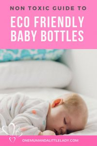 Check out these amazing glass and stainless steel eco friendly baby bottles. These non toxic, BPA free baby bottles are perfect for green mamas!