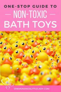 Check Out This Ultimate Guide To Non-Toxic & BPA Free Bath Toys For The Best And Safest Bath-Time Toys, Ducks & Crayons For Baby & Child...