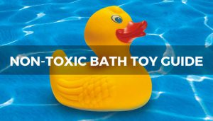 This non-toxic bath toys guide tells you everything you need to know about buying BPA, PVC and phthalate free bath toys and non toxic bath crayons for your baby or child.