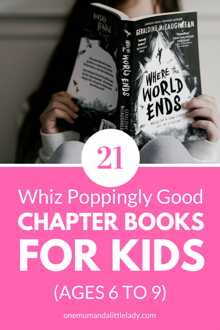 Struggling to find the best chapter books for 7 year olds? These 21 chapter books for kids are a hit in our household & include a mix of modern and older classics, as well as a few chapter books for boys & girls you've probably never heard of! Enjoy...