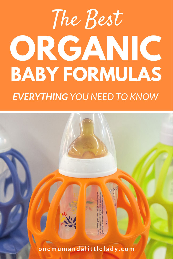 Looking for the best organic baby formulas or infant milk? This article tells you ALL you need to know to make a healthier, more informed choice...