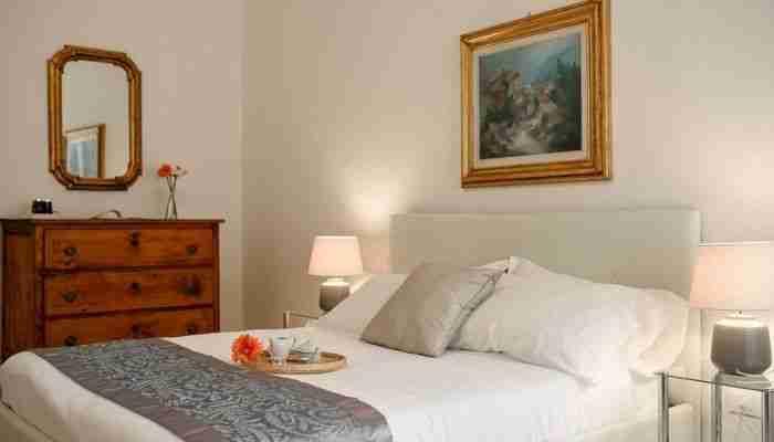 A photo of a bedroom. Image copyright: Kris Mantovani via Pixabay (CCO License).